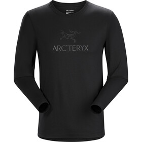 Arc'teryx Arc'Word Blouse lange mouwen Heren, black